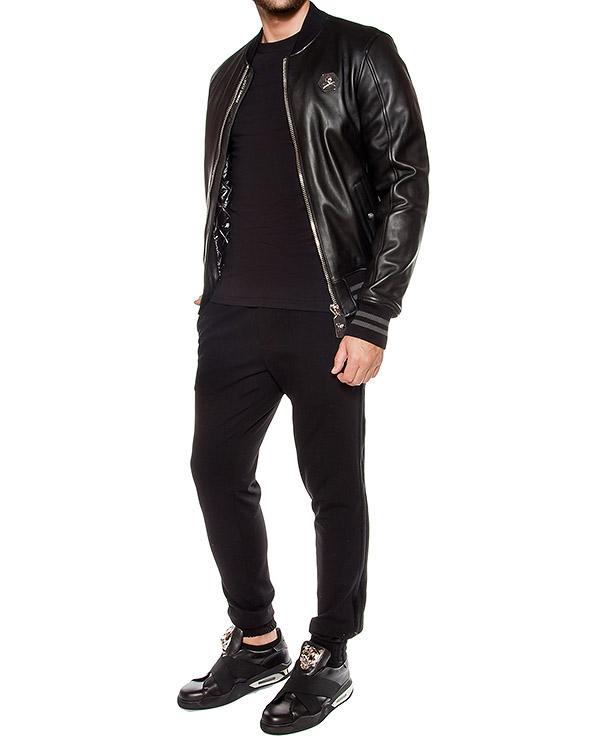 мужская куртка PHILIPP PLEIN, сезон: зима 2016/17. Купить за 95600 руб. | Фото $i