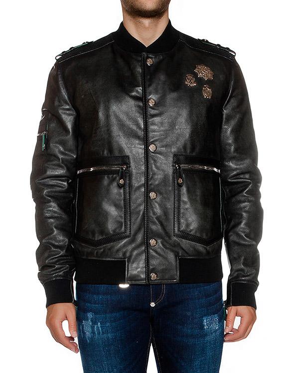 мужская куртка PHILIPP PLEIN, сезон: зима 2016/17. Купить за 167500 руб. | Фото 1