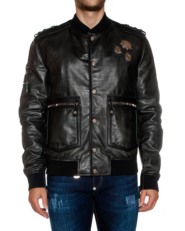 куртка  артикул HM220419 марки PHILIPP PLEIN купить за 167500 руб.