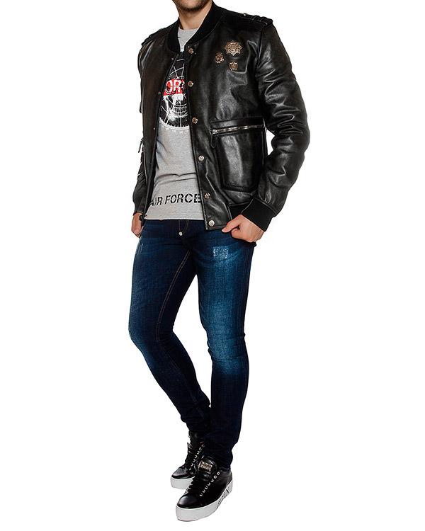 мужская куртка PHILIPP PLEIN, сезон: зима 2016/17. Купить за 167500 руб. | Фото 3