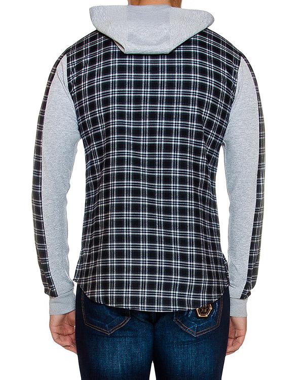 мужская рубашка PHILIPP PLEIN, сезон: зима 2016/17. Купить за 41200 руб. | Фото 2