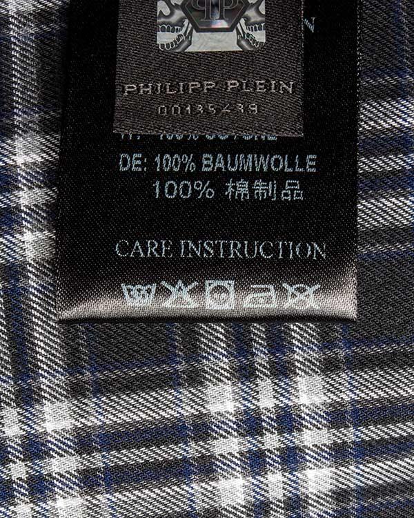мужская рубашка PHILIPP PLEIN, сезон: зима 2016/17. Купить за 41200 руб. | Фото 5