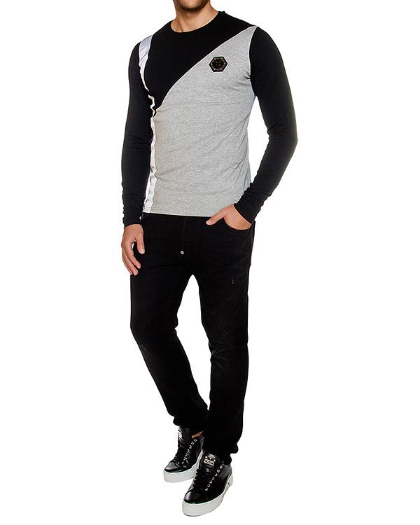 мужская футболка PHILIPP PLEIN, сезон: зима 2016/17. Купить за 13800 руб. | Фото 3