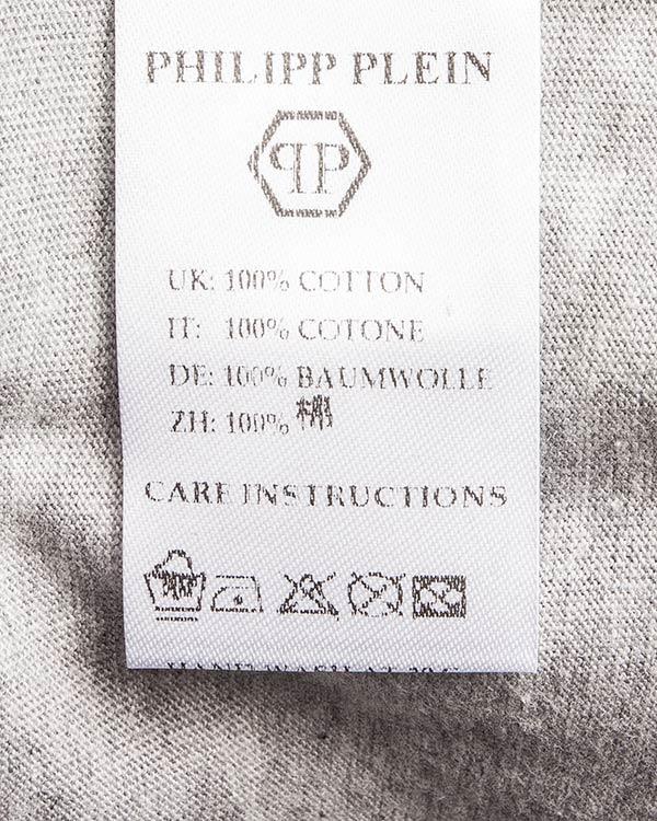 мужская футболка PHILIPP PLEIN, сезон: зима 2016/17. Купить за 13800 руб. | Фото 5