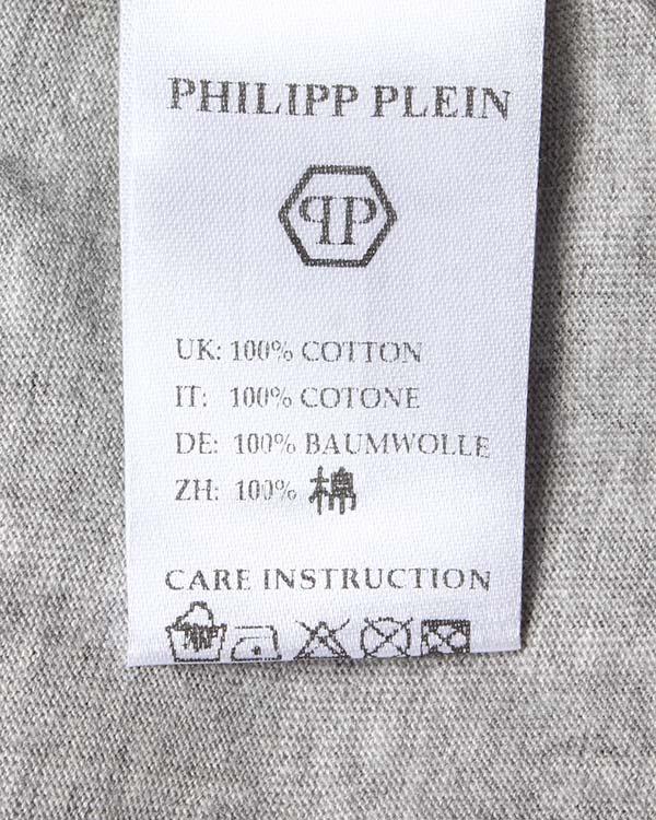 мужская футболка PHILIPP PLEIN, сезон: лето 2016. Купить за 14000 руб. | Фото 5