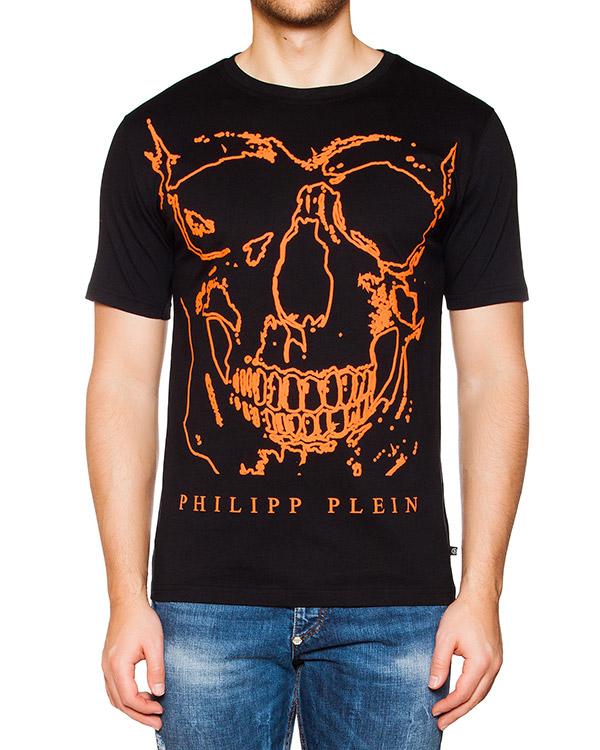 мужская футболка PHILIPP PLEIN, сезон: лето 2016. Купить за 12500 руб. | Фото 1