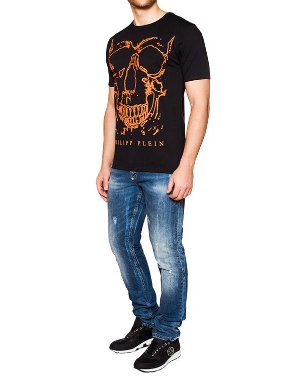 мужская футболка PHILIPP PLEIN, сезон: лето 2016. Купить за 12500 руб. | Фото 3