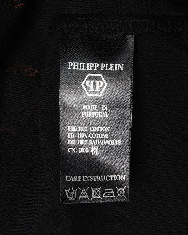 мужская футболка PHILIPP PLEIN, сезон: лето 2016. Купить за 12500 руб. | Фото 5