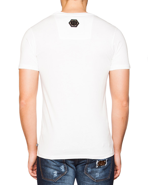 мужская футболка PHILIPP PLEIN, сезон: лето 2016. Купить за 11100 руб. | Фото $i