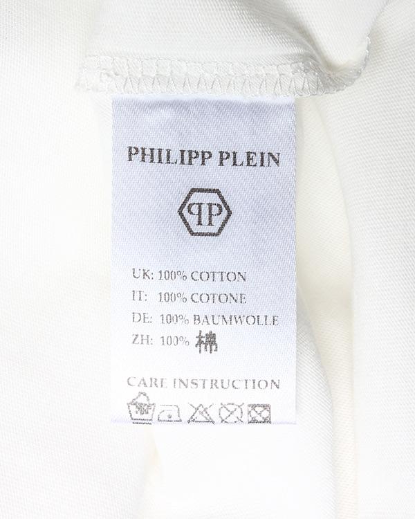 мужская футболка PHILIPP PLEIN, сезон: лето 2016. Купить за 11100 руб. | Фото 5