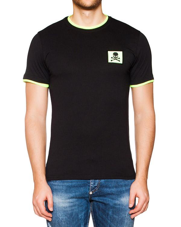 мужская футболка PHILIPP PLEIN, сезон: лето 2016. Купить за 11100 руб. | Фото 1