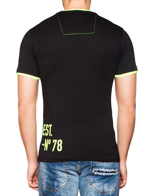 мужская футболка PHILIPP PLEIN, сезон: лето 2016. Купить за 11100 руб. | Фото 2