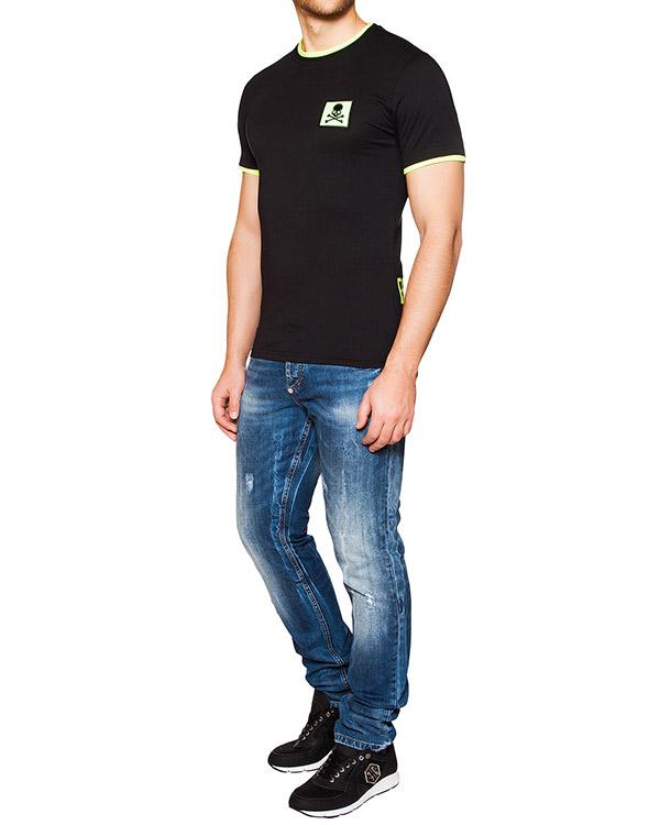 мужская футболка PHILIPP PLEIN, сезон: лето 2016. Купить за 11100 руб. | Фото 3