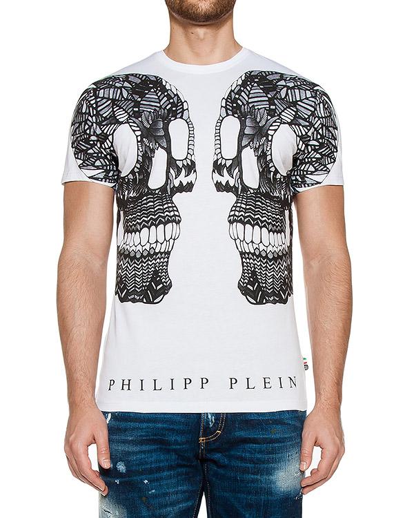 футболка  артикул HM342406 марки PHILIPP PLEIN купить за 20600 руб.