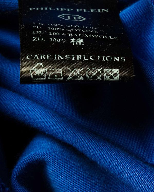 мужская футболка PHILIPP PLEIN, сезон: лето 2016. Купить за 12800 руб. | Фото 5