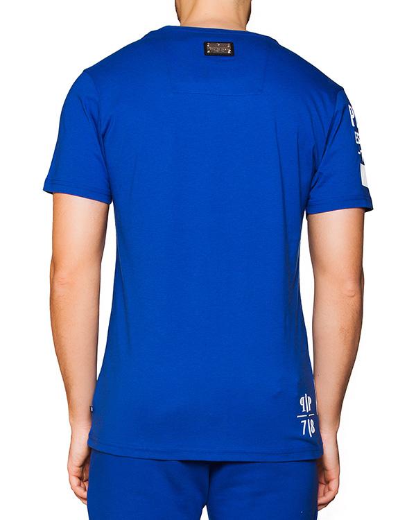 мужская футболка PHILIPP PLEIN, сезон: лето 2016. Купить за 17900 руб. | Фото 2