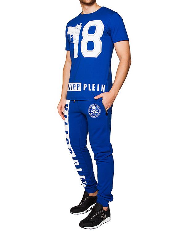 мужская футболка PHILIPP PLEIN, сезон: лето 2016. Купить за 17900 руб. | Фото 3