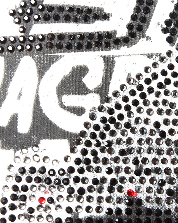 мужская футболка PHILIPP PLEIN, сезон: лето 2016. Купить за 14700 руб. | Фото 4