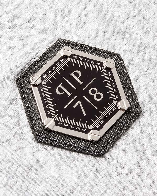 мужская футболка PHILIPP PLEIN, сезон: зима 2016/17. Купить за 12300 руб. | Фото 4