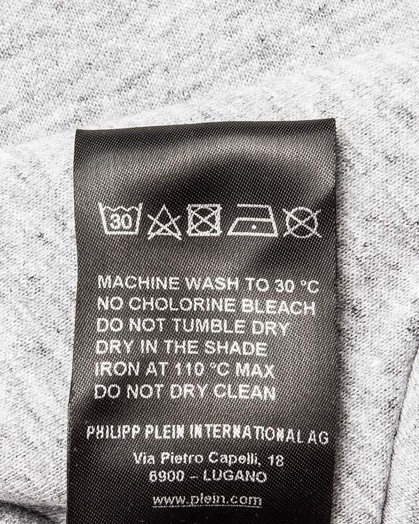 мужская футболка PHILIPP PLEIN, сезон: зима 2016/17. Купить за 12300 руб. | Фото 5