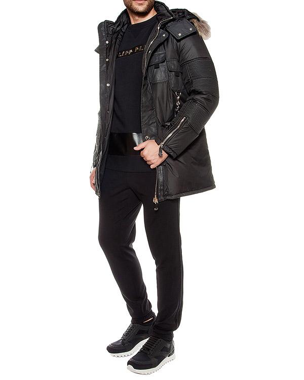 мужская брюки PHILIPP PLEIN, сезон: зима 2016/17. Купить за 30300 руб. | Фото 3