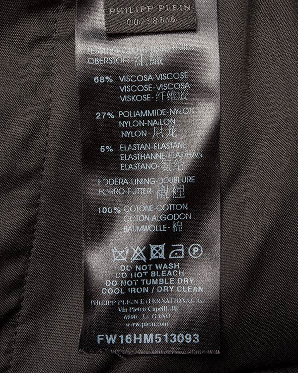 мужская брюки PHILIPP PLEIN, сезон: зима 2016/17. Купить за 30300 руб. | Фото 5