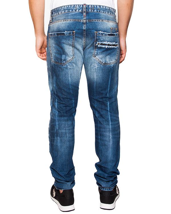 мужская джинсы PHILIPP PLEIN, сезон: лето 2016. Купить за 19000 руб. | Фото $i