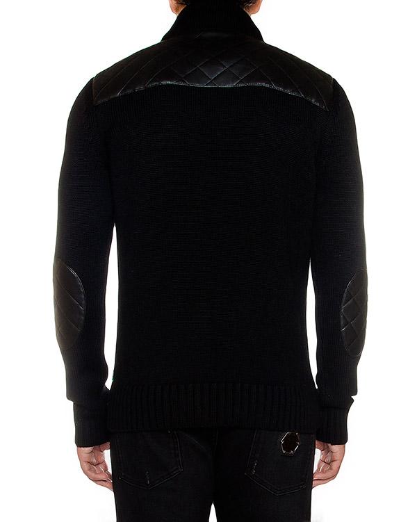 мужская пуловер PHILIPP PLEIN, сезон: зима 2016/17. Купить за 68800 руб. | Фото 2