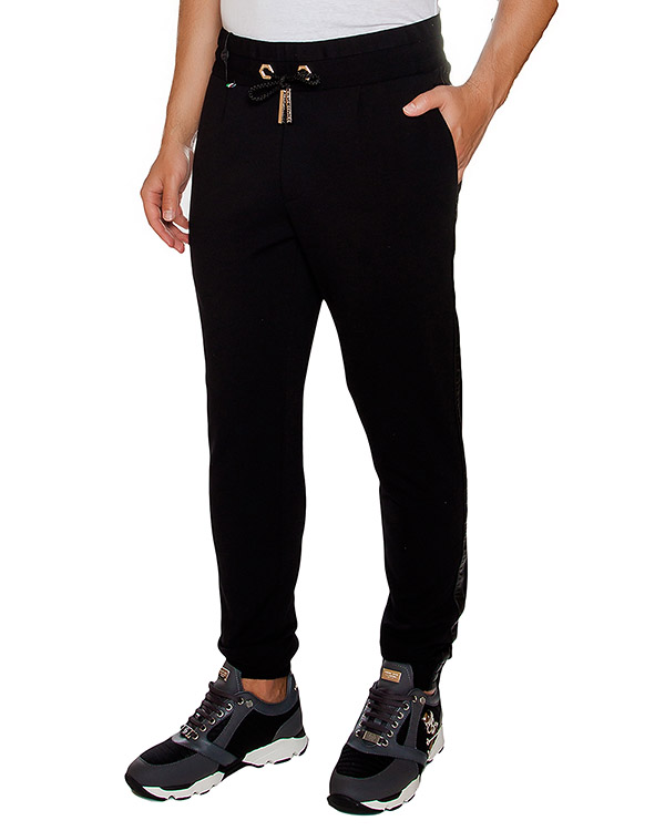 мужская брюки PHILIPP PLEIN, сезон: зима 2016/17. Купить за 23100 руб. | Фото 1