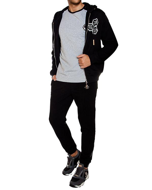 мужская брюки PHILIPP PLEIN, сезон: зима 2016/17. Купить за 23100 руб. | Фото 3