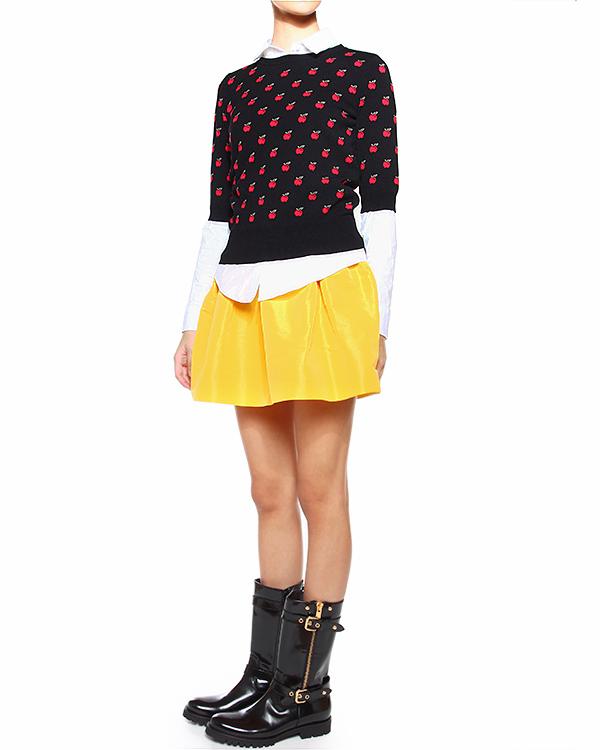 женская юбка Valentino Red, сезон: зима 2014/15. Купить за 7300 руб. | Фото 3