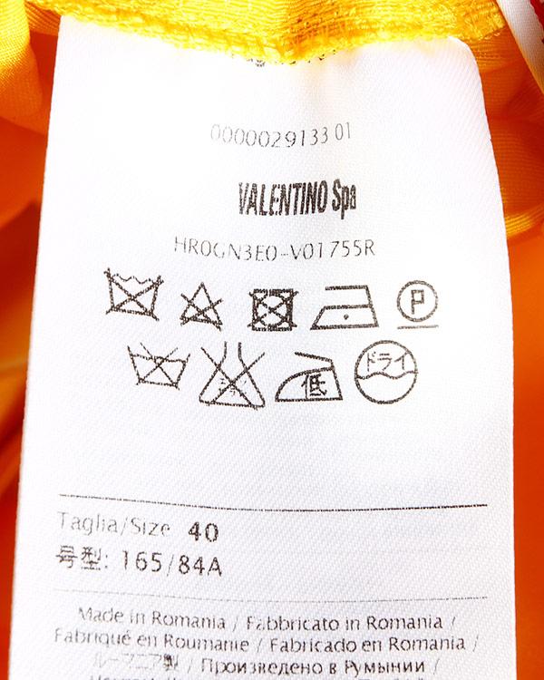 женская юбка Valentino Red, сезон: зима 2014/15. Купить за 7300 руб. | Фото 5