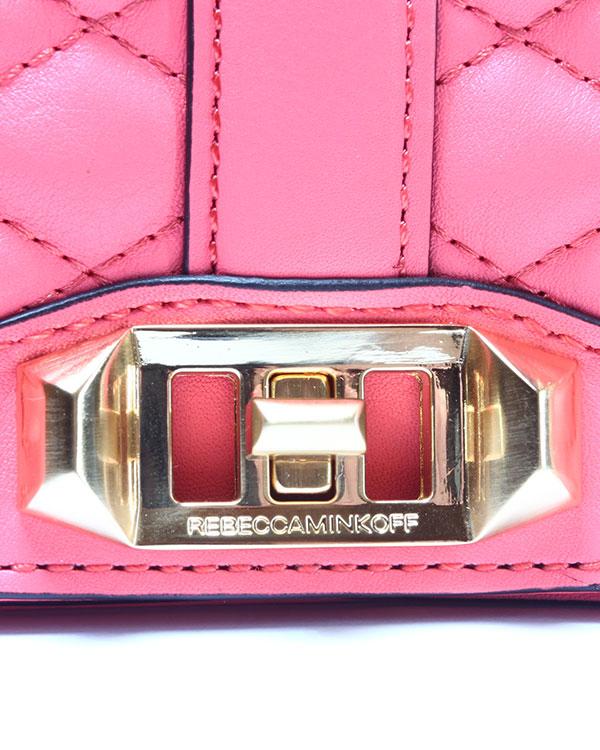 аксессуары сумка Rebecca Minkoff, сезон: лето 2015. Купить за 11300 руб. | Фото 4