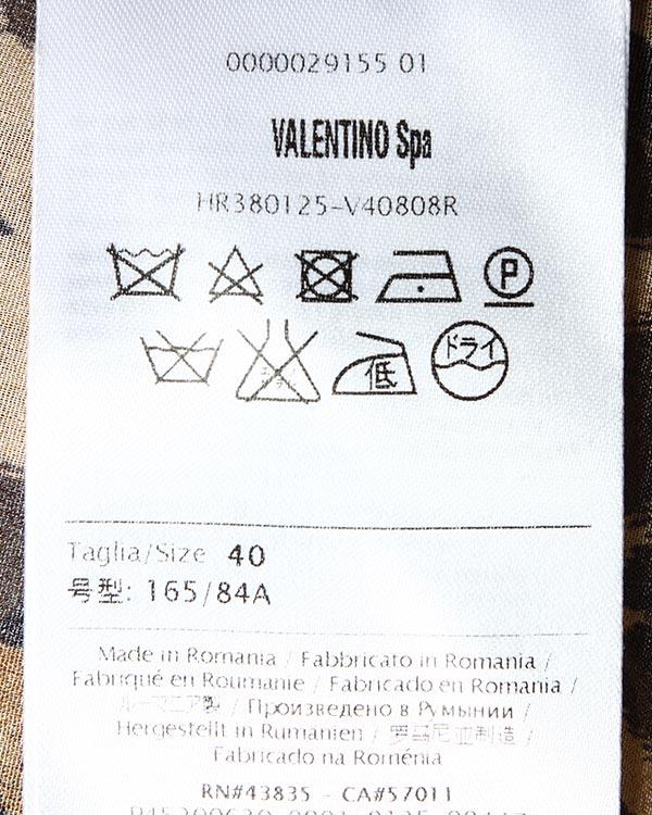 женская блуза Valentino Red, сезон: зима 2014/15. Купить за 13700 руб. | Фото 5