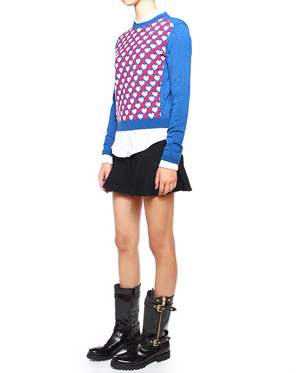 женская джемпер Valentino Red, сезон: зима 2014/15. Купить за 13800 руб. | Фото 3