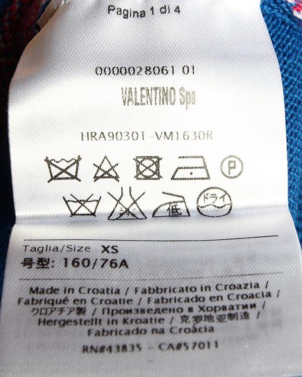 женская джемпер Valentino Red, сезон: зима 2014/15. Купить за 13800 руб. | Фото 5
