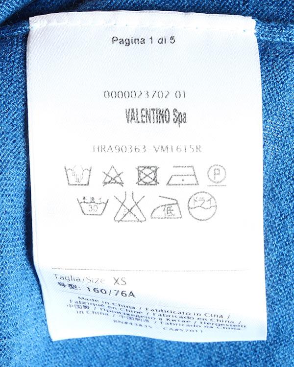 женская водолазка Valentino Red, сезон: зима 2014/15. Купить за 11700 руб. | Фото $i