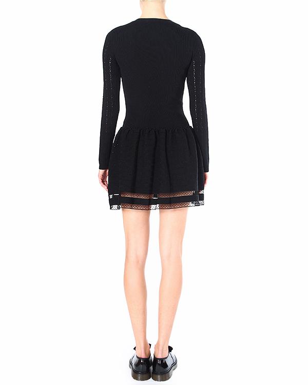 женская платье Valentino Red, сезон: зима 2014/15. Купить за 21700 руб. | Фото 2