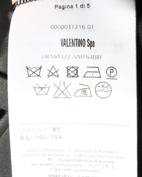 женская платье Valentino Red, сезон: зима 2014/15. Купить за 21700 руб. | Фото 5