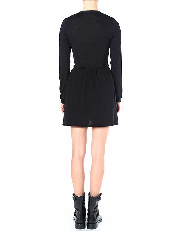 женская платье Valentino Red, сезон: зима 2014/15. Купить за 23500 руб. | Фото 3