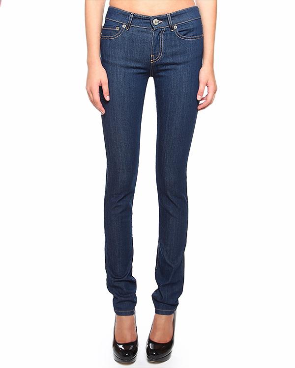 джинсы прилегающего силуэта со средней посадкой артикул HRCD115A марки Valentino Red купить за 7800 руб.