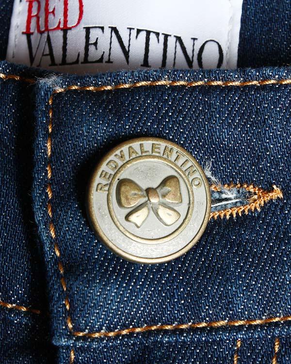 женская джинсы Valentino Red, сезон: зима 2014/15. Купить за 7800 руб. | Фото 4