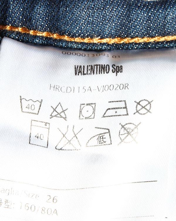 женская джинсы Valentino Red, сезон: зима 2014/15. Купить за 7800 руб. | Фото 5