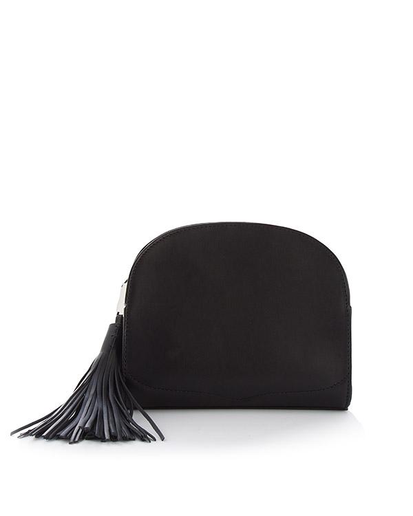 сумка Crossbody Sunday moon с цветным плечевым ремнем артикул HU17ESYX16 марки Rebecca Minkoff купить за 23600 руб.