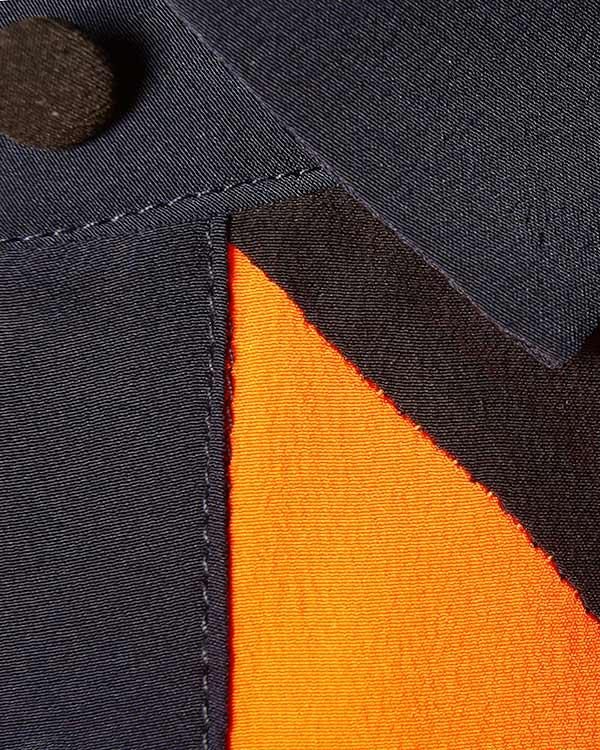 женская блуза SI-JAY, сезон: зима 2014/15. Купить за 14800 руб.   Фото 4