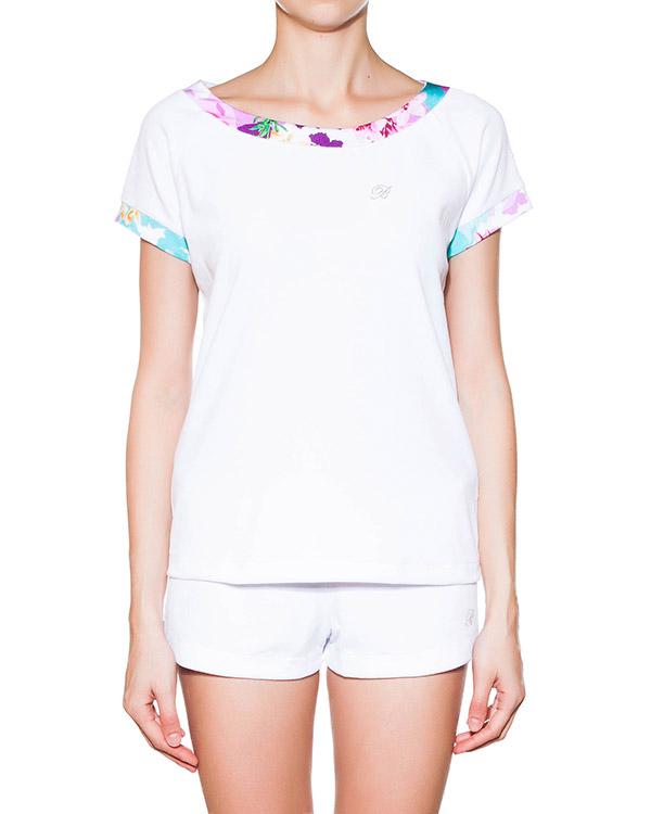 женская футболка BLUMARINE, сезон: лето 2015. Купить за 5400 руб. | Фото 1