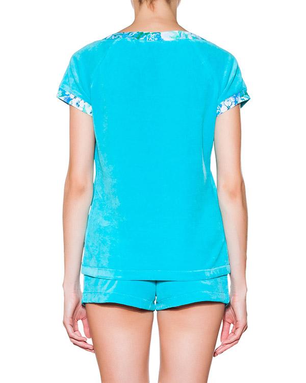 женская футболка BLUMARINE, сезон: лето 2015. Купить за 5400 руб. | Фото 2