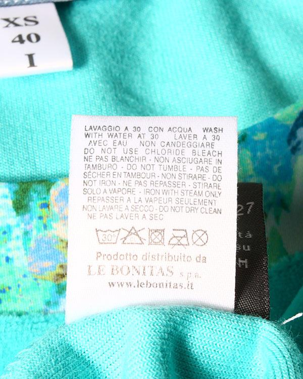 женская футболка BLUMARINE, сезон: лето 2015. Купить за 5400 руб. | Фото 5