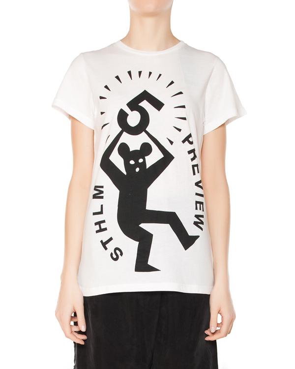 женская футболка 5Preview, сезон: лето 2015. Купить за 3000 руб. | Фото 1