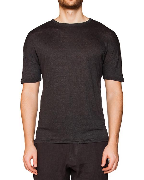 футболка из мягкого льняного трикотажа артикул IB1809 марки Isabel Benenato купить за 15300 руб.